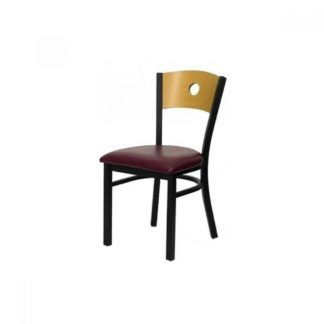 MC350A BL Side Chair