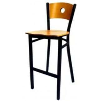 MC350A-BS BL Bar Stool