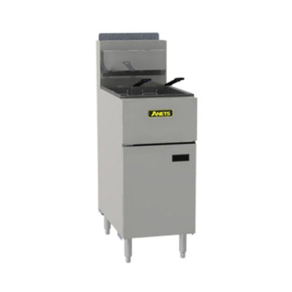 ANETS SLG50 Gas SilverLine™ Fryer