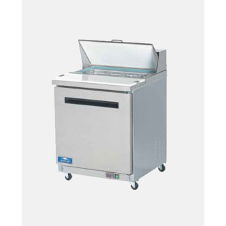 Arctic Air AST28R Sandwich/Salad Prep Table Cooler