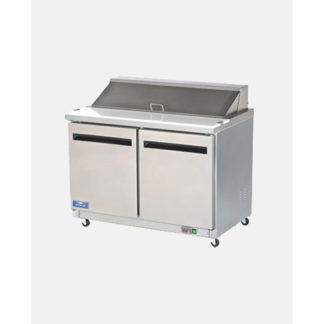 Arctic Air AST48R Sandwich/Salad Prep Table Cooler