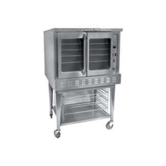 Bakers Pride BPCV-G1 Gas Restaurant Series Convection Oven