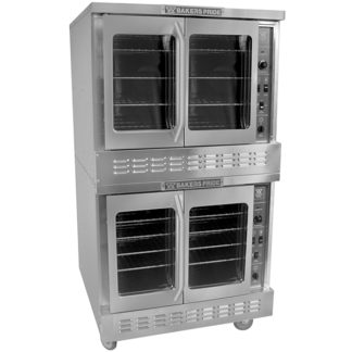 Bakers Pride BPCV-G2 Gas Restaurant Series Convection Oven