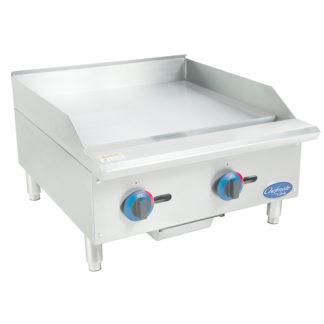 "Globe C24GG Chefmate™ 24"" Gas Griddle"