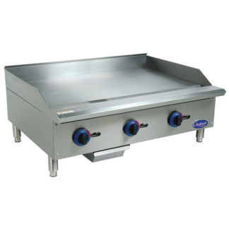 "Globe C36GG Chefmate™ 36"" Gas Griddle"