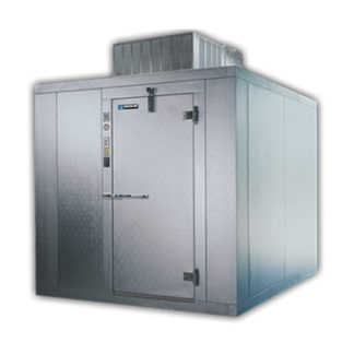 Master-Bilt MB5860606FIHDX Self-Contained Indoor Walk-In Freezer
