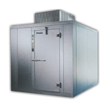 Master-Bilt MB5860808FIX Self-Contained Indoor Walk-In Freezer