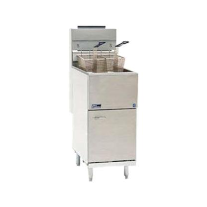 Pitco 35C+S Gas Fryer