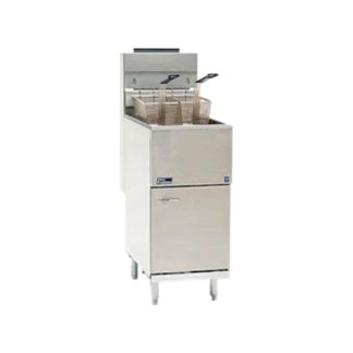 Pitco 45C+S Gas Fryer