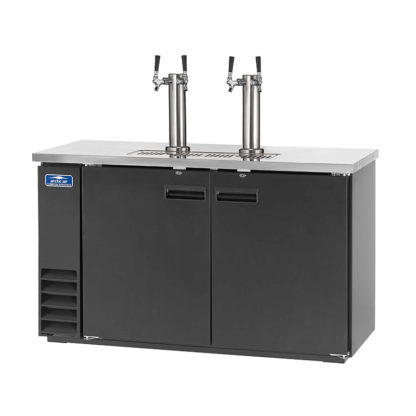 Arctic Air ADD60R-2 Direct Draw Draft Beer Cooler/Dispenser