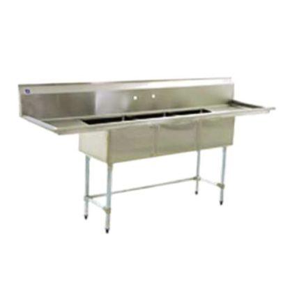 Eagle Group BPS-1854-3-18-FC-X BlendPort® BPFC Series Sink