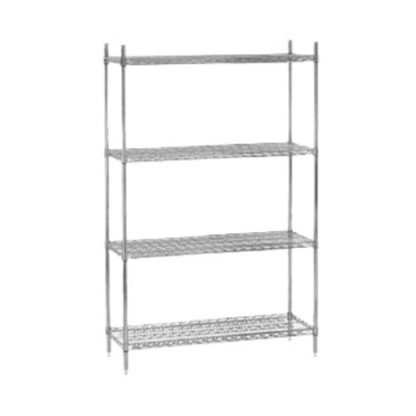 Advance Tabco ECC-1848-X Special Value Shelving Unit