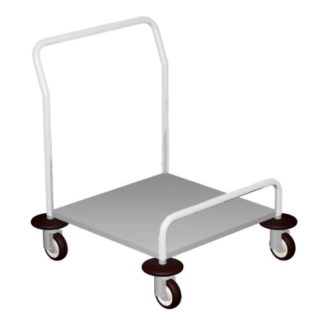 Caddy T-20 Platform Caddy for Racks