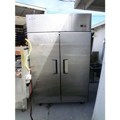 Atosa 2-Door Reach In Refrigerator