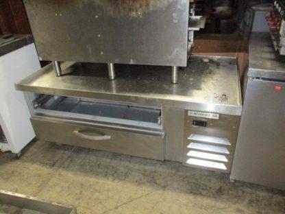 "Beverage Air 60"" Worktop Cookstand Freezer view 1"