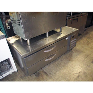 "Beverage Air 60"" Worktop Cookstand Freezer"