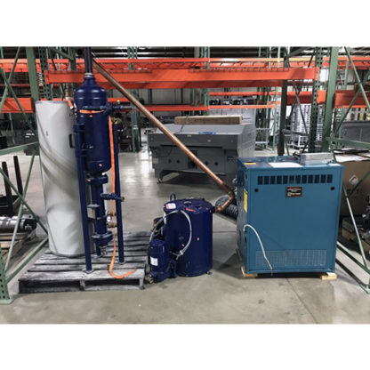 Brewery Low Pressure Steam Boiler System