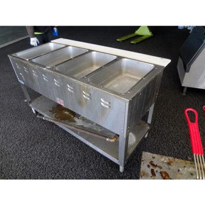 Duke 4 Bay Steam Table