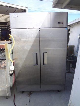 Atosa 2-Door Reach In Refrigerator