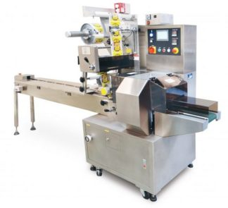 PAC FW 400F Horizontal Flow Wrapper
