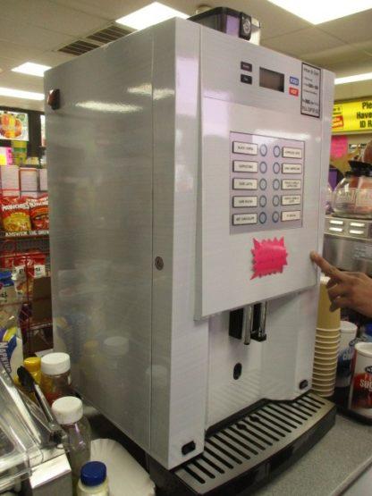 Venusta Specialty Coffee Kiosk
