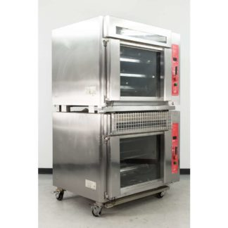 Reconditioned Hardt Inferno 3000 Double Deck Gas Rotisserie Oven