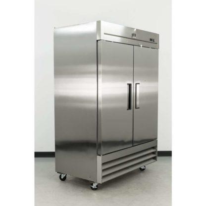 Reconditioned Kelvinator KCBM48FSE-HC 2 Solid Door Reach-In Freezer