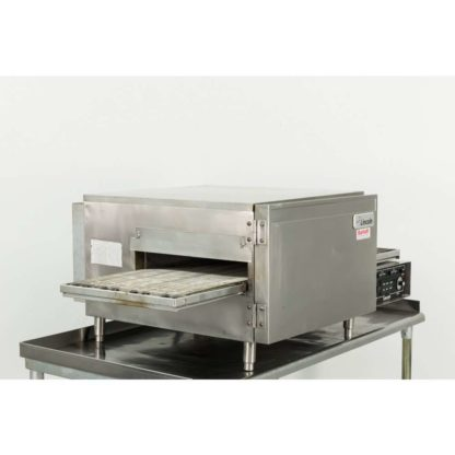 """Reconditioned Lincoln 1102 18"""" Electric Conveyor Pizza Oven"""