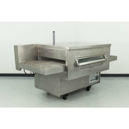 "Reconditioned Middleby Marshall PS360 32"" Single Deck Gas Conveyor Pizza Oven"