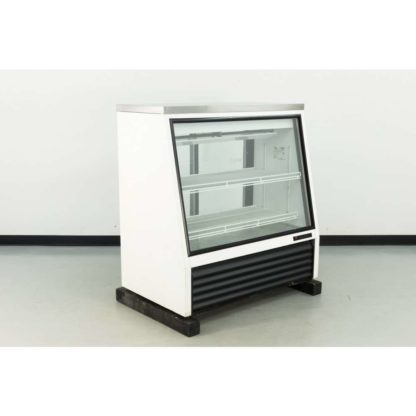 "Reconditioned True TSID-48-2 48"" Refrigerated Deli Case"