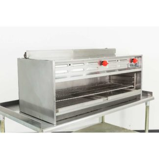 "Reconditioned Vulcan VCM48 48"" Gas Infrared Cheesemelter"