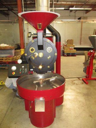 SanFranCo Propane Coffee Roaster w/ Afterburner