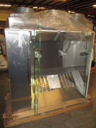 Ventilation Direct 4' Hood w/ Fire Suppression