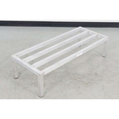 20'' x 48'' Aluminum Dunnage Rack
