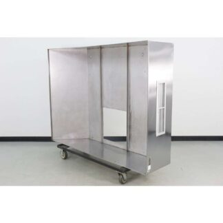 "Dreaco 96"" Stainless Steel Type II Exhaust Hood"