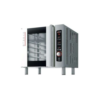 MVP AX-HYBRID+ Electric Full Size Convection Oven w/Digital Control | 208-240 Volt