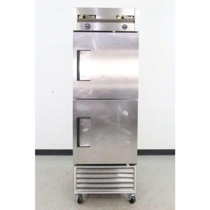 """True T-23DT 27"""" 2 Door Bottom Mount Reach-In Dual Temperature Refrigerator & Freezer"""