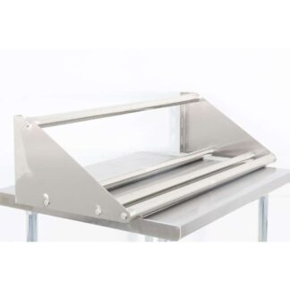 "Advance Tabco DT-6R-22 42"" Tubular Wall Mounted Shelving"