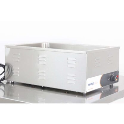 Nemco 6055A Full Size Pan 1200 Watt Food Warmer