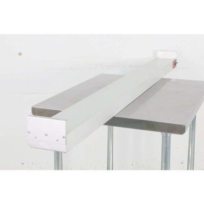 "Nemco 6150-72 72"" 1725 Watt Infrared Bar Heater"