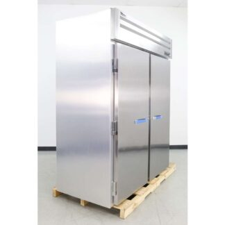 "True Manufacturing STG2HRI-2S Spec Series 68"" 2 Door Full Height Roll-In Heated Holding Cabinet"
