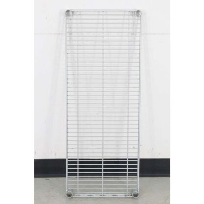 "14"" x 36"" Chrome Wire Shelf"