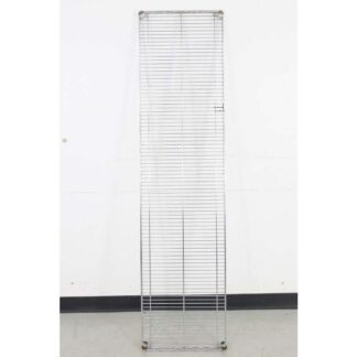 "18"" x 72"" Chrome Wire Shelf"
