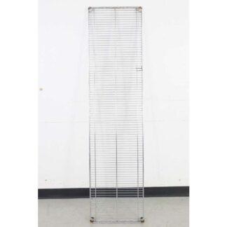 """18"""" x 72"""" Chrome Wire Shelf"""