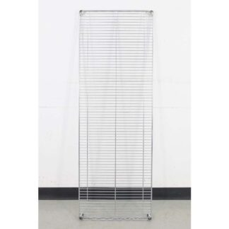 "21"" x 60"" Chrome Wire Shelf"