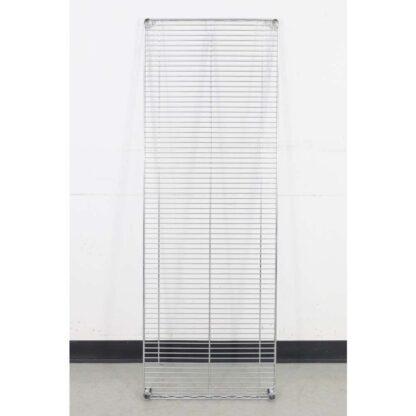 """21"""" x 60"""" Chrome Wire Shelf"""