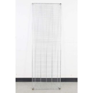 "24"" x 72"" Chrome Wire Shelf"