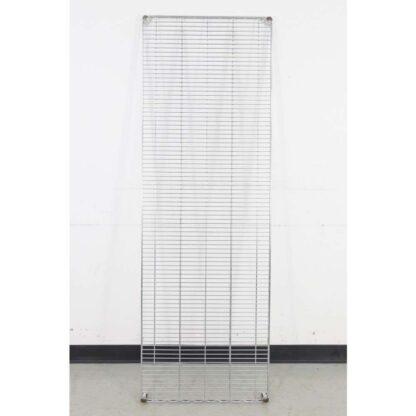 """24"""" x 72"""" Chrome Wire Shelf"""