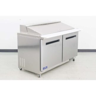 Arctic Air AMT60RZ 61 2 Door Mega Top Refrigerated Sandwich Prep Table