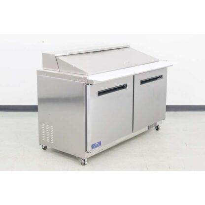 Arctic Air AMT60RZ 61 2 Door Mega Top Refrigerated Sandwich Prep Table